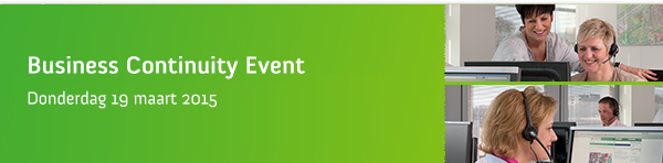KPN Business Continuity Event