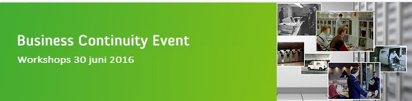 KPN Business Continuity Event 30 juni 2016
